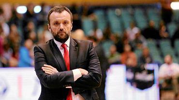 Trener Mihailo Uvalin miesiąc temu został zwolniony ze Śląska
