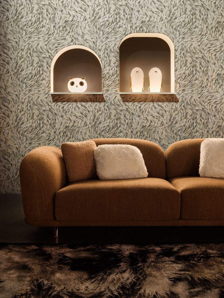 Lampy z kolekcji Moooi