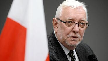 Prof. Jerzy Stępień