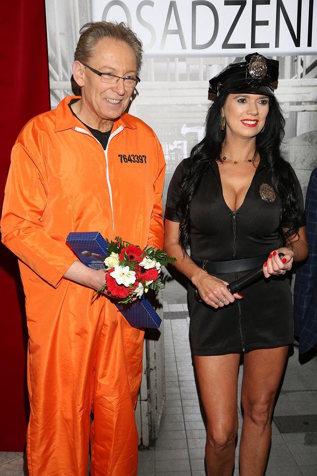 Zdjęcie numer 5 w galerii - Jacek Borkowski już znalazł nową dziewczynę? W oko wpadła mu seksowna brunetka. To aktorka, koleżanka z pracy!