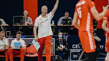 To nie Heynen był trenerem Polaków przeciwko Finom.