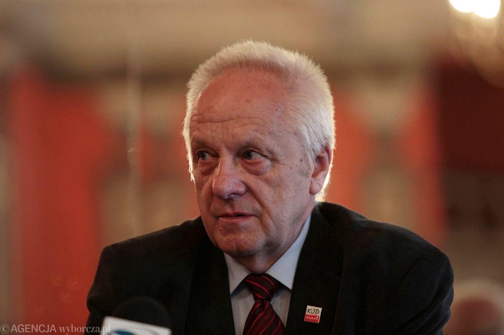 Poseł Stefan Niesiołowski
