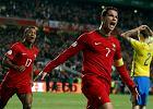 Baraże do MŚ 2014. Portugalia wygrała ze Szwecją, Ukraina i Grecja blisko mundialu