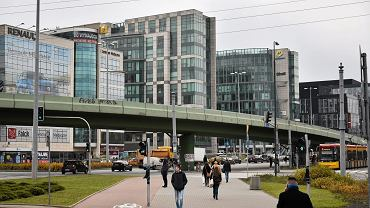 Budynki biurowe na Służewcu w Warszawie