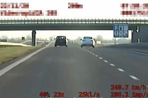Dwa promile, narkotyki i 250 km/h po autostradzie A4. Kolejne zatrzymania grupy Speed