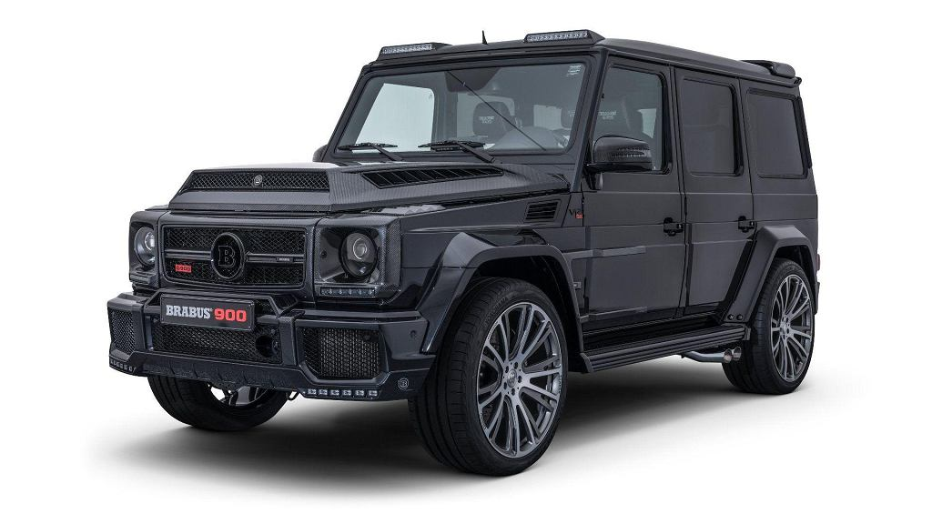 Brabus G65 'One of Ten'