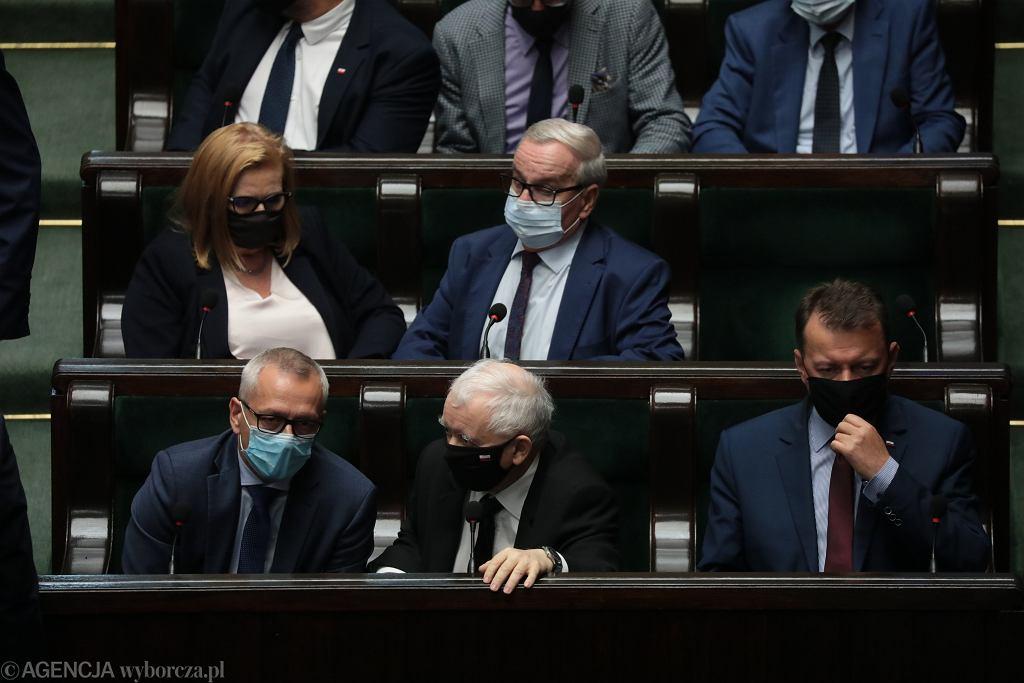 Posiedzenie Sejmu (zdjęcie ilustracyjne)