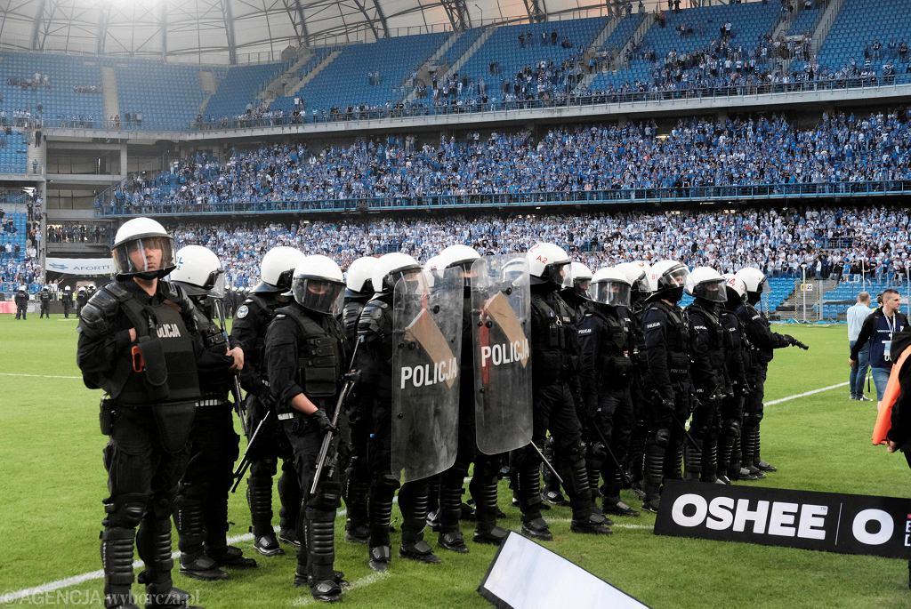 Mecz Lech Poznań - Legia Warszawa, Inea Stadion, 20 maja 2018