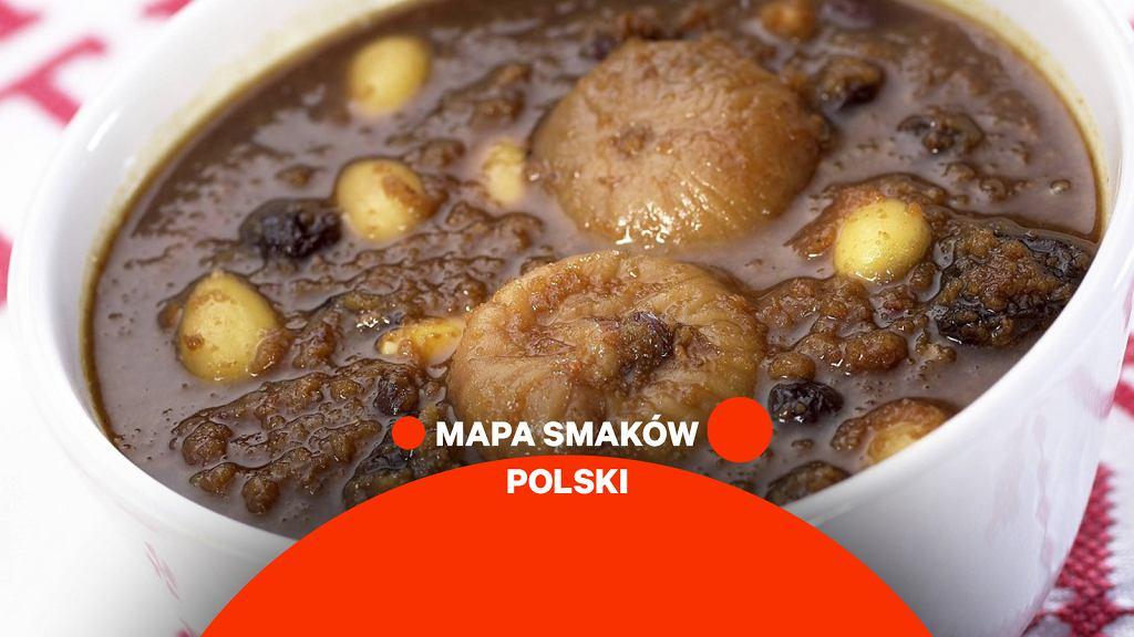 Nazwanie jej zupą zakrawa na profanację. Czym jest ta klasyczna, świąteczna, śląska potrawa?