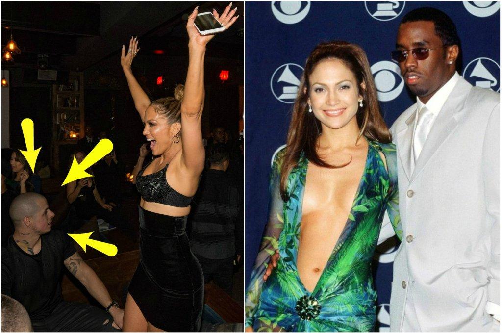 Proszę państwa, dzisiaj sobie trochę powspominamy. Okazja znakomita, bo Jennifer Lopez na swoim after party po gali American Music Awards została sfotografowana u boku Diddy'ego, z którym spotykała się w latach 1999-2001. Fani tego związku już zacierają ręce. Ale nie tak szybko.