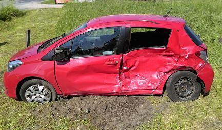 Wypadek w Żukowie. Kursant nauki jazdy spowodował wypadek. Nie żyje kobieta.