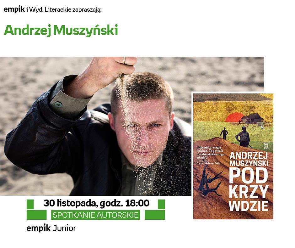 Spotkanie z Andrzejem Myszyńskim