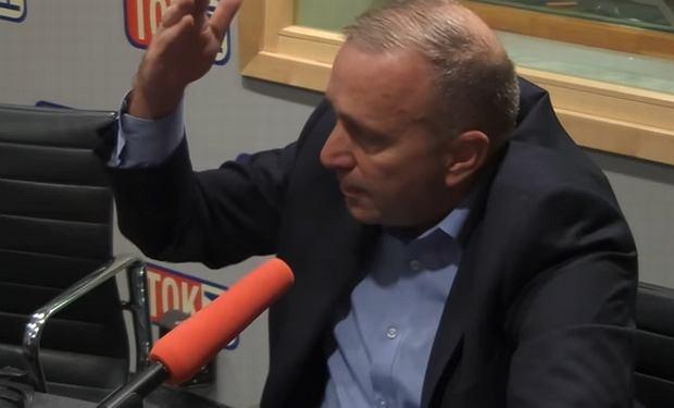 Grzegorz Schetyna w 'Poranku Radia TOK FM'
