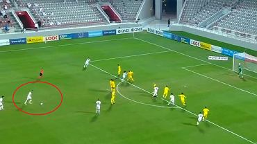Gol w meczu Al-Sadd