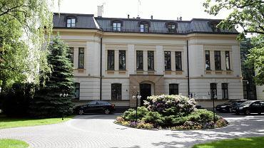 Siedziba Trybunały Konstytucyjnego - Warszawa, ul. Szucha