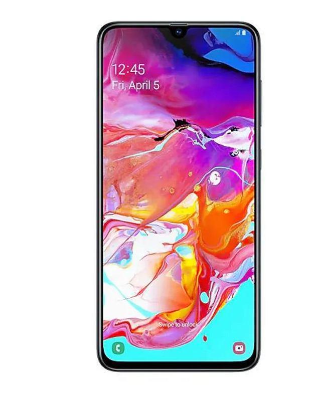 Smartfon SAMSUNG Galaxy A70 Czarny
