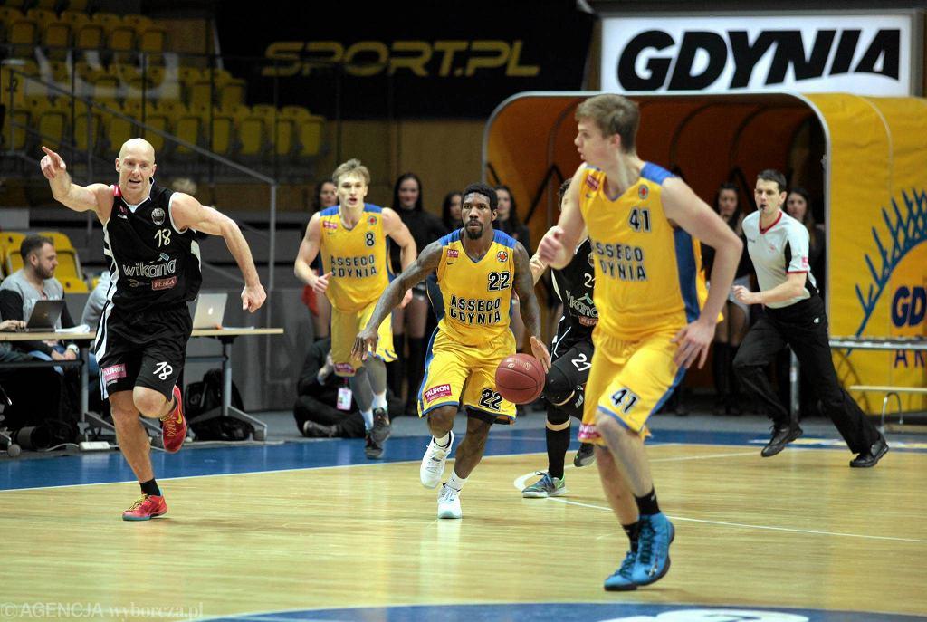 Asseco Gdynia - Wikana Start Lublin 89:74