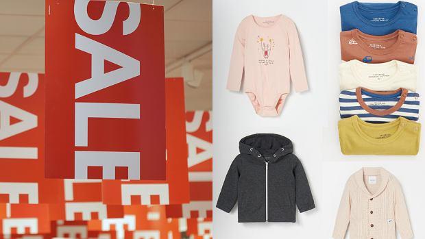 Wyprzedaże dla dzieci w sieciówkach. Promocje Zara, Reserved, H&M
