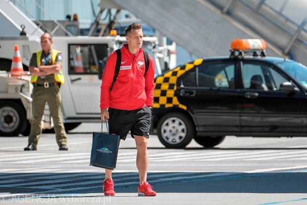 Zdjęcie numer 9 w galerii - W drodze na mundial. Piłkarze reprezentacji Polski lecą z Jasionki na mecz towarzyski z Chile [ZDJĘCIA]