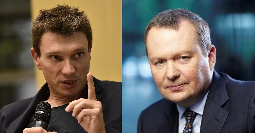 Grzegorz Sroczyński i Ryszard Wojtkowski