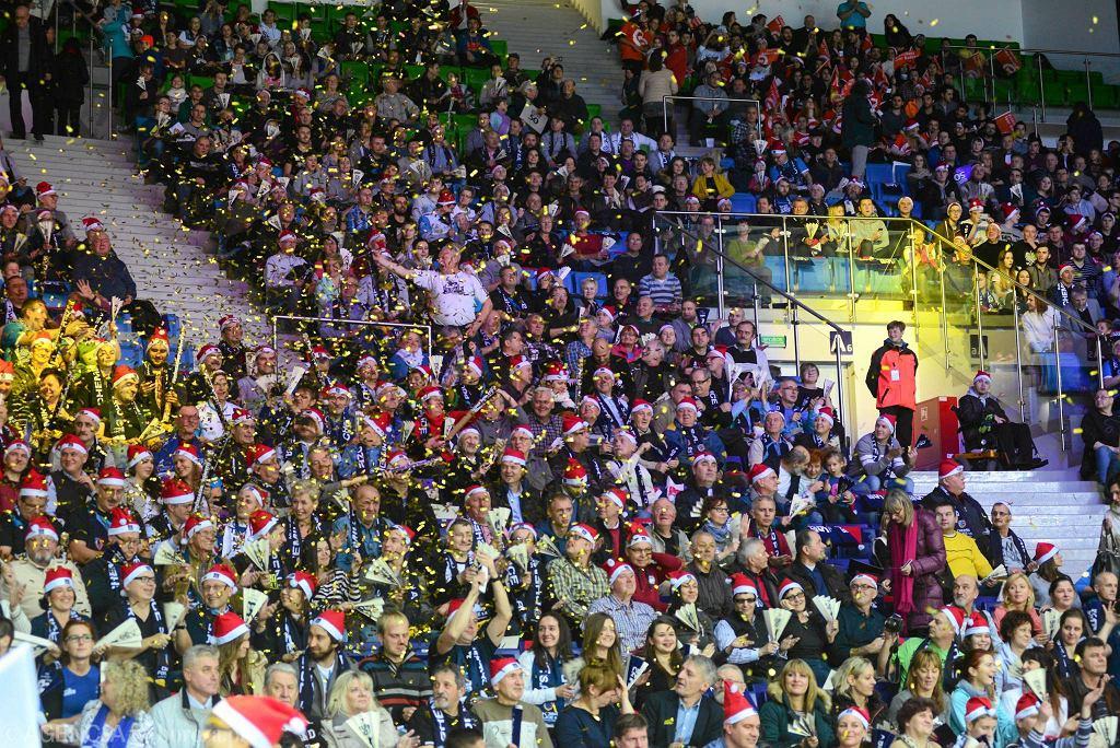 Azoty Arena wypełniła się w piątek kibicami