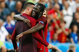 Euro 2016. Finał Francja - Portugalia 0:1 po dogrywce. Eder, napastnik z przeceny