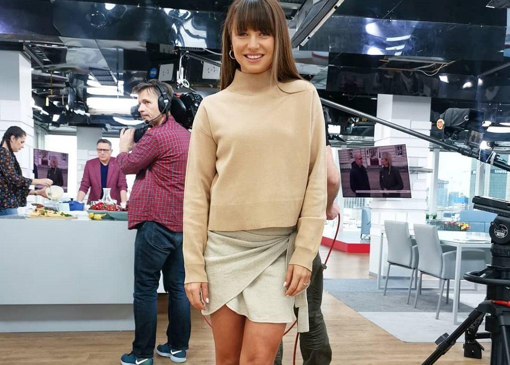 Anna Lewandowska poprowadzi swój cykl w Dzień Dobry TVN