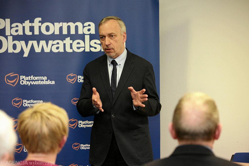 Wybory przewodniczącego PO. Wśród kandydatów jest Bogdan Zdrojewski