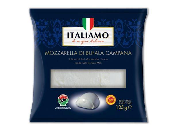 Mozzarella Bufala Di Campana