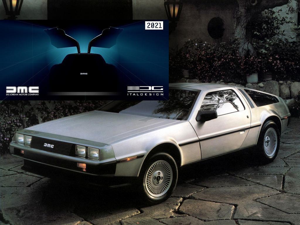 DeLorean - stary i nowy