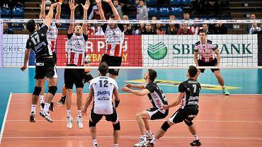 Liga Mistrzów. Asseco Resovia - Jihostroj Ceske Budejovice 3:1