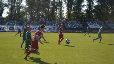 Radomiak - Sokół Ostróda, Puchar Polski