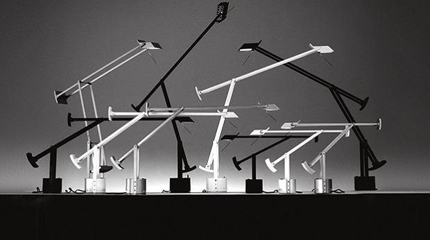 Tę lampę szczególnie upodobali sobie mężczyźni. Jest funkcjonalna i ma oszczędny design. Fot. mat. Artemide