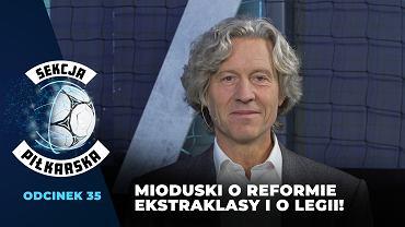 Dariusz Mioduski gościem Sekcji Piłkarskiej
