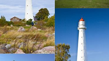 Latarnie morskie w Estonii: Kihnu, Kopu, Tahkuna, Kiipsare / fot. materiały prasowe