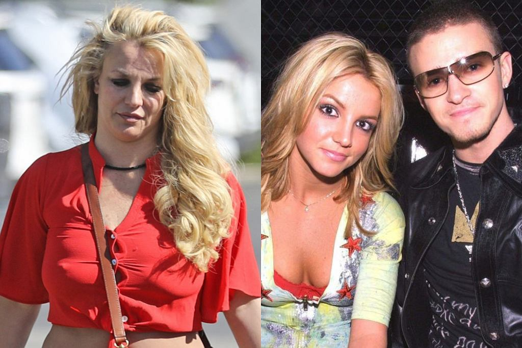Britney Spears i Justin Timberlake