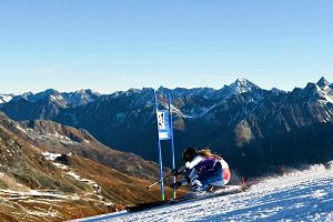 Alpejski PŚ. Lara Gut prowadzi, duża strata Tiny Maze, Gąsienica-Gładczan poza trzydziestką