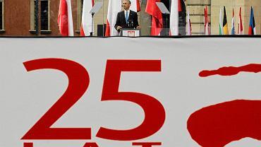 Obchody 25-lecia wolności