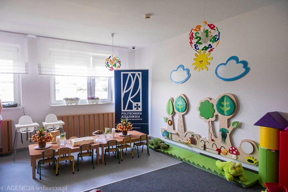 Politechnika Rzeszowska Otworzyła żłobek Dla Dzieci