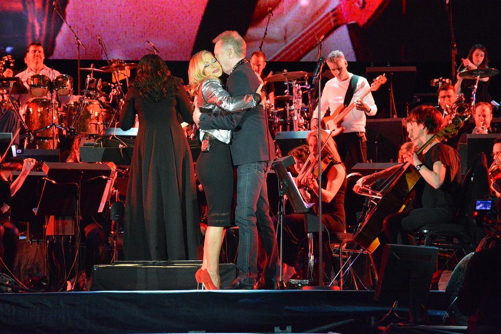 Night of the Proms w Łodzi, Anastacia i John Miles