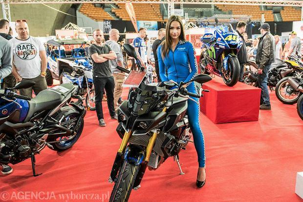 Zdjęcie numer 0 w galerii - Wrocław Motorcycle Show 2017. Zobacz piękne motocykle w Hali Stulecia [ZDJĘCIA]