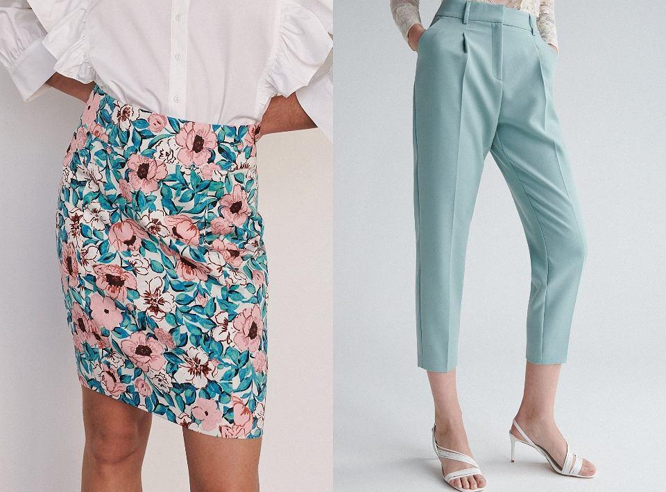 Spodnie i spódnice z nowej kolekcji