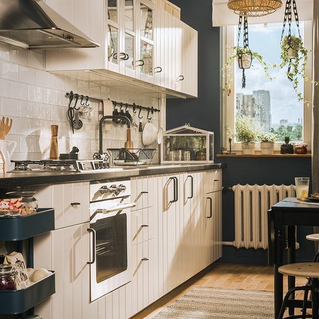 Kuchnia Ikea Oszczędna Z Natury Materiał Partnera