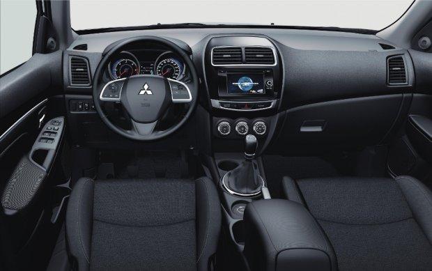 Mitsubishi ASX MY2015