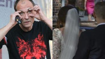 Paweł Kukiz wydał córkę za mąż