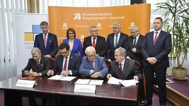 Podpisanie umowę ws. obwodnicy Tomaszowa Lubelskiego