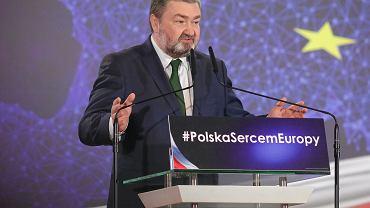 Eurowybory 2019. Europoseł PiS Karol Karski
