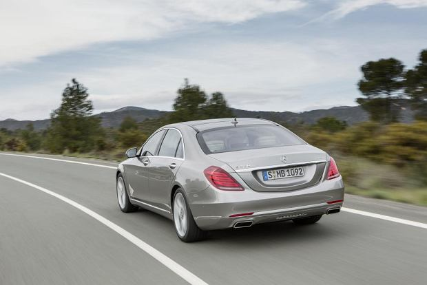 samochody, mercedes, Nowa klasa S: poprawianie perfekcji