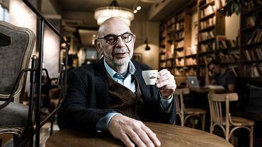 Adam Ringer, twórca i prezes sieci kawiarni Green Caffe Nero