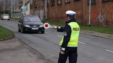 Kontrola ruchu drogowego